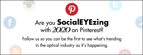 Follow 20/20 on Pinterest!